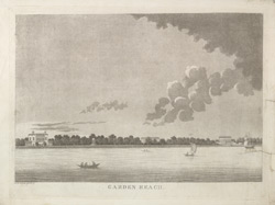 'Views along the Hooghly'. Garden Reach, Calcutta 319